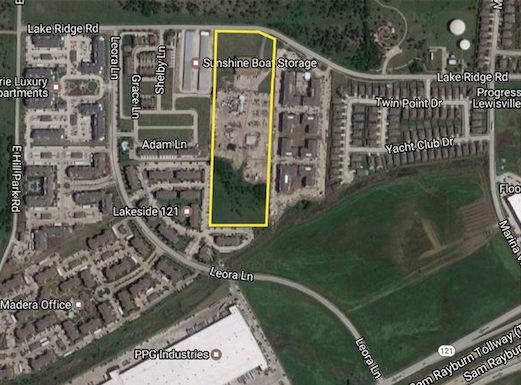 Henry S. Miller Represents Buyer and Seller of 15.2 Acres near The Nebraska Furniture Mart Texas