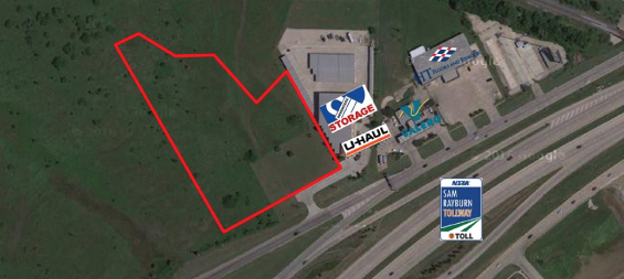 EastGroup Properties, LP Purchases 11.24 Acres in Lewisville, TX: Dan Spika, SIOR Brokers Deal