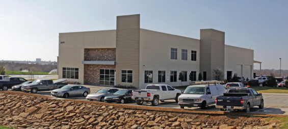 Dan Spika, SIOR, Represents Texas Sterling Construction in Sale of Fort Worth Office/Warehouse