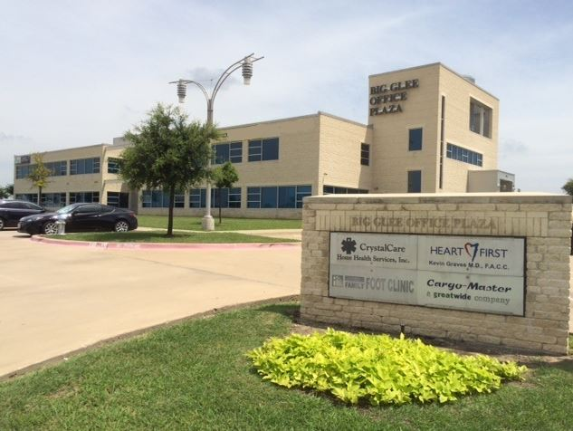 Scott Axelrod Represents Landlord in Lease of 1,787SF Office in Mesquite, TX