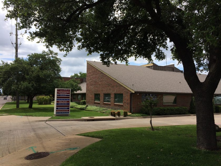 HSM Brokers Medical Office Building Sale in Richardson