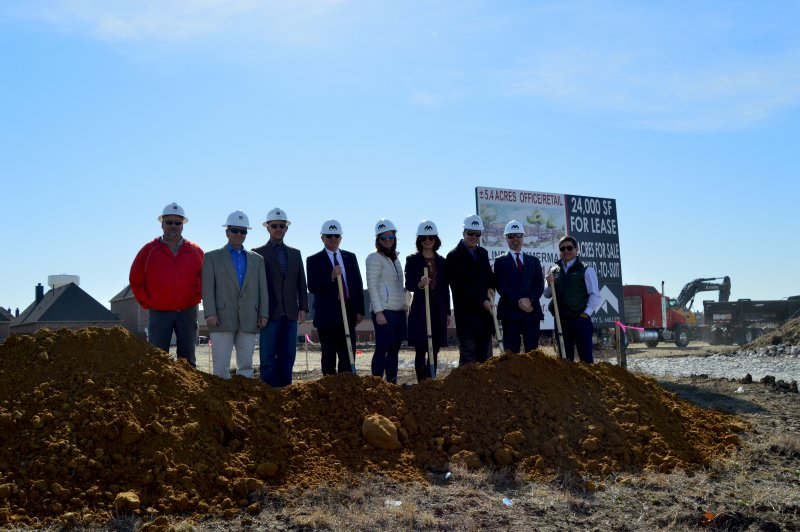 Henry S. Miller Projects, LLC, Breaks Ground for Main Street Crossing, Neighborhood Retail Center in Frisco, TX