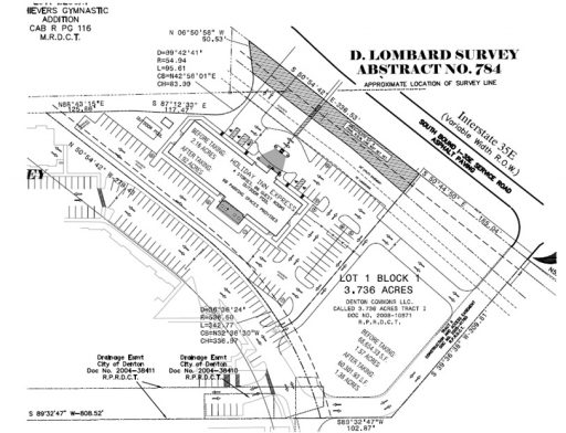 Paul W. Vernon represents Seller in 1.99 acre land tract purchased by Holiday Inn Express