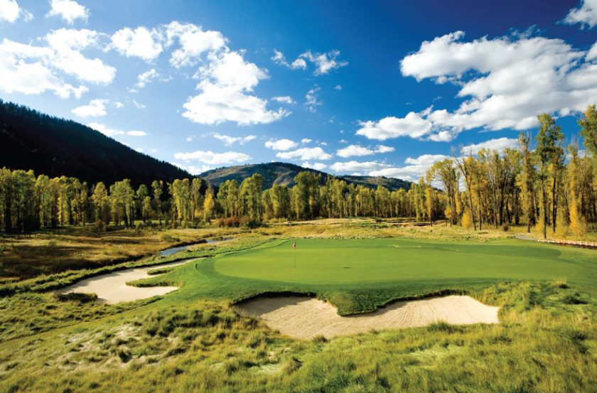 ±320 ac Snake River Sporting Club sold in Jackson Hole