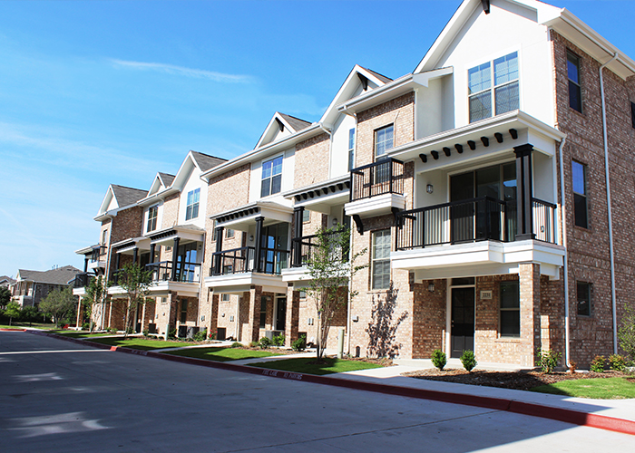 Parkside Towns Sells in Richardson, TX