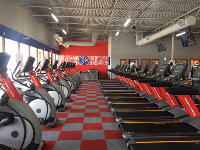 Workout Anytime Leases Space at Henry S. Miller's Highland Point Village Shopping Center