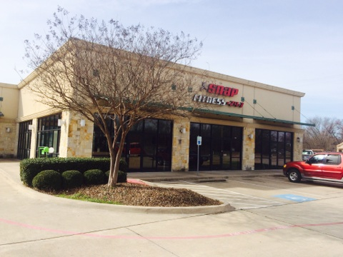 Workout Anytime Leases Space in Terrell, TX: Jim Breitenfeld and Merrel Moore Represent Landlord