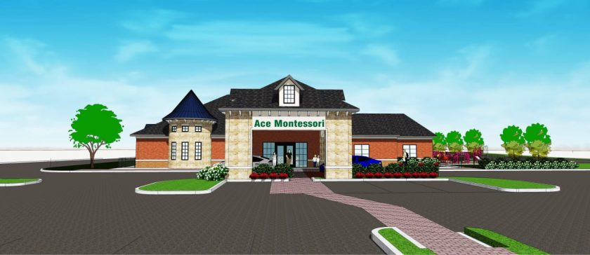 Ace Montessori Builds New Home in Prosper, TX