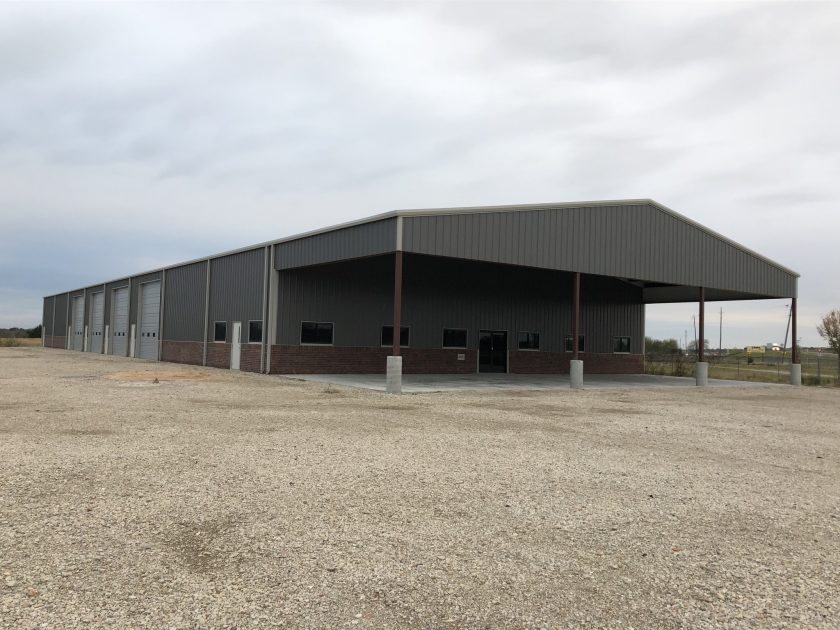 16,000SF Industrial Building and 29.02 Acres Sells in Caddo Mills, TX: Scott Axelrod Represents Buyer