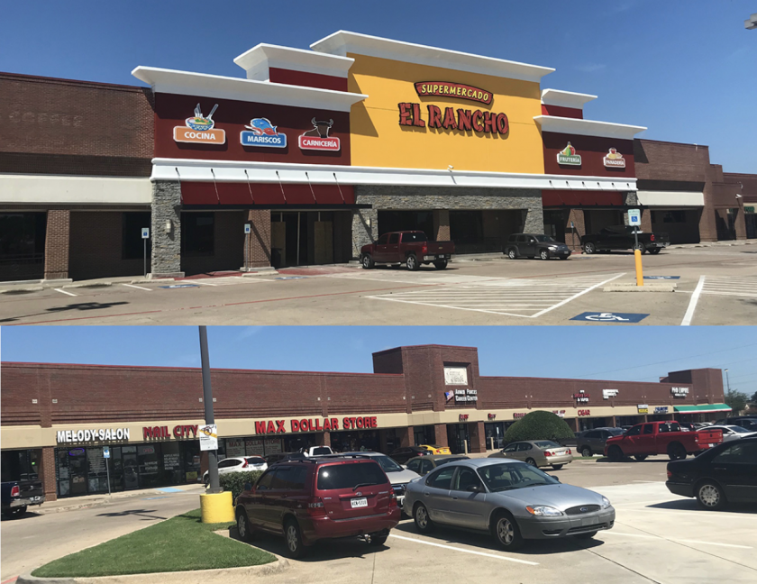 Henry S. Miller Cos. Sells 124,000 SF Towne North Shopping Center in Irving, TX