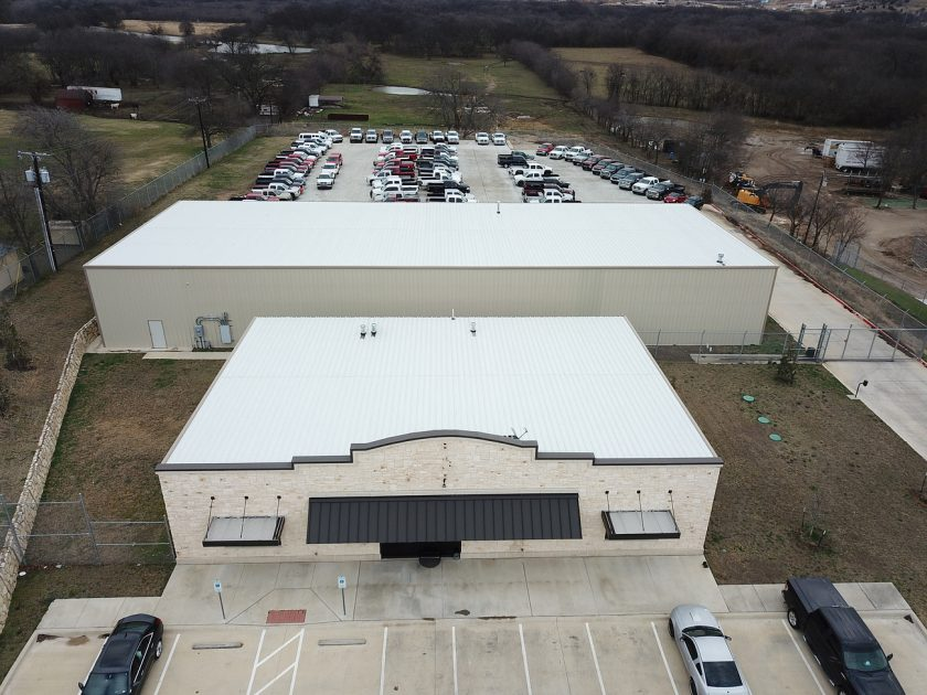 Chad Montgomery, Dan Spika, SIOR Represent Buyer of 14,000+SF Office/Warehouse and 4 Acres in Northlake, TX