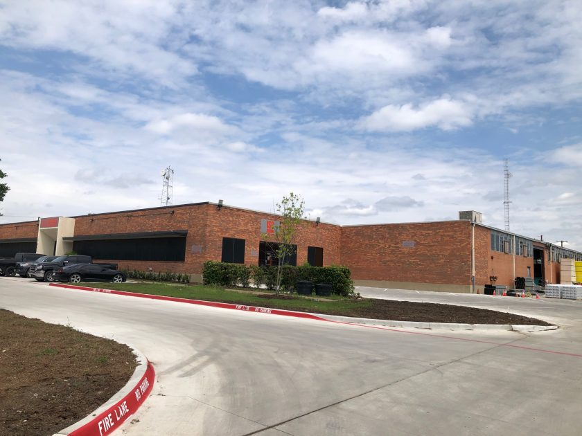 51,050SF Industrial Lease in Dallas:  Dan Spika, SIOR Represents Tenant