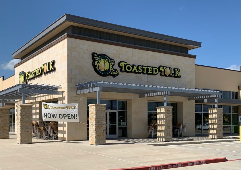 In the Midst of Pandemic, The Toasted Yolk Café Opens Franchises in Katy and Cypress, Texas