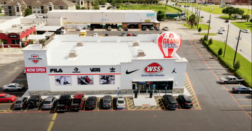 WSS Shoes Opens 6th Location in Houston Metro