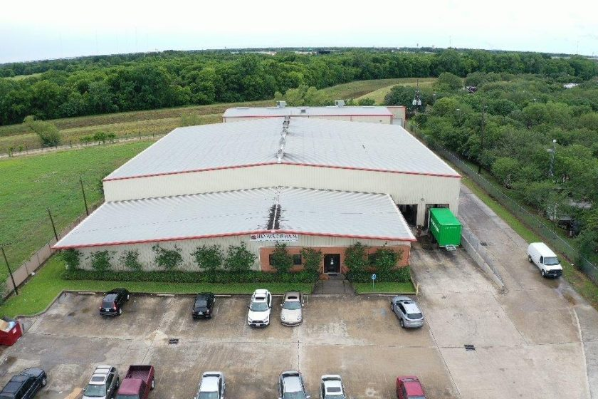 Spicy World of USA, Inc. Sells 32,554SF Houston Industrial Building