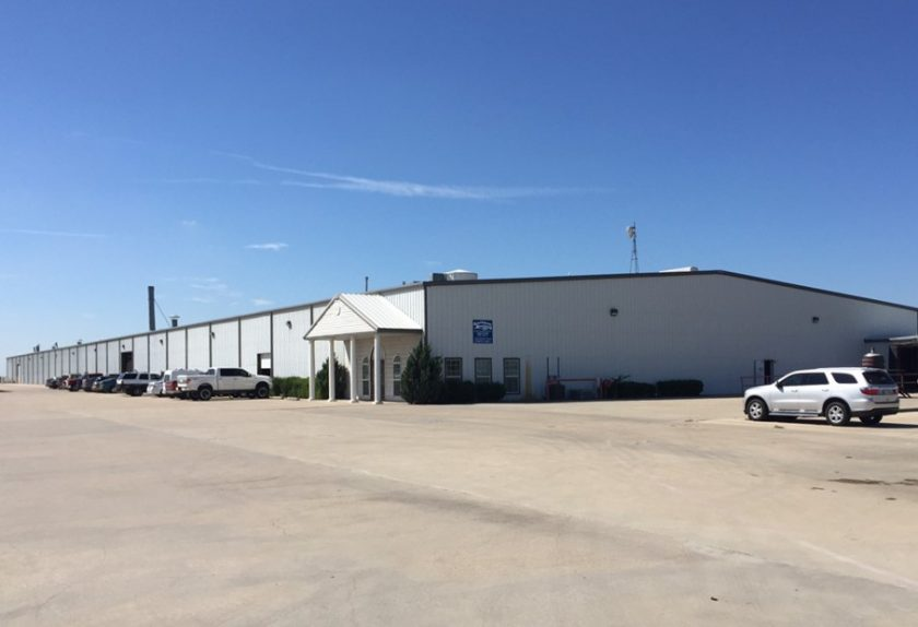 Dan Spika, SIOR, Represents Seller of 100,000SF Industrial Building and 23+ Acres in Ponder, TX