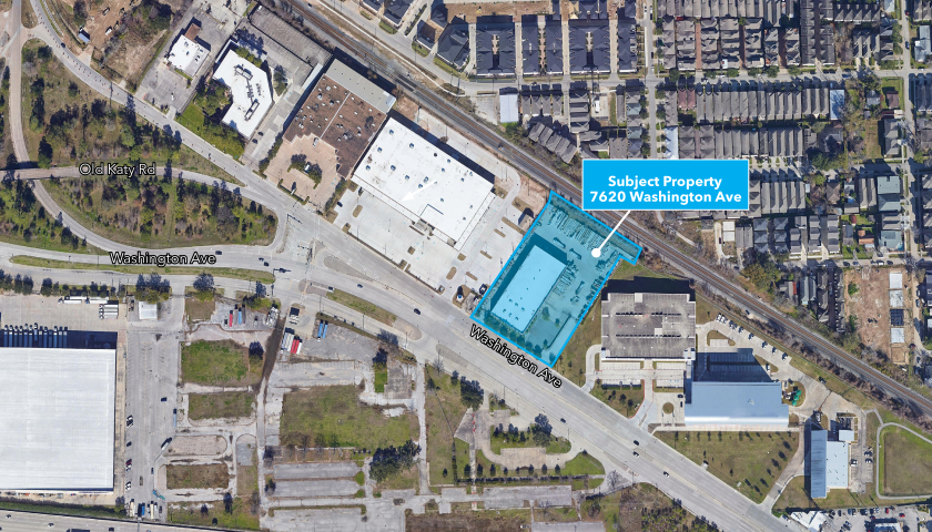 Henry S. Miller's Bill Bledsoe and Transwestern Negotiate 20-Year Lease in Houston: Tenant Plans to Convert Existing Building into Volvo Dealership